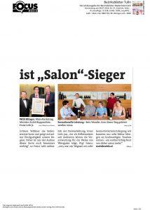 Bezirksblatt Tulln Juni 2016